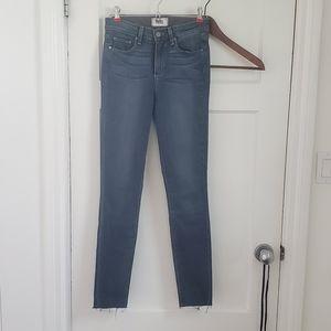 Like new! Paige Hoxton Ultra Skinny Jeans
